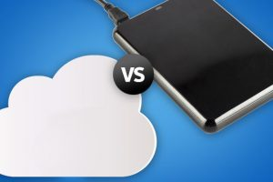 Data Recovery from Hard Disk vs Cloud Storage